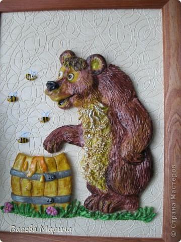 Медведь в подарок. фото 1