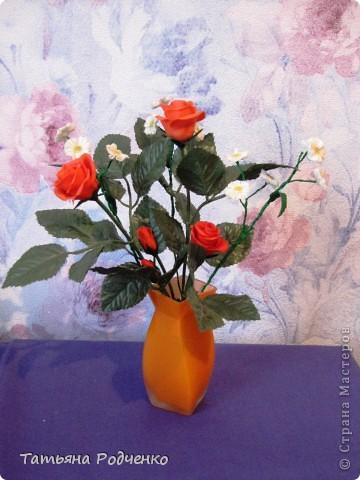 Розы. ХФ фото 3