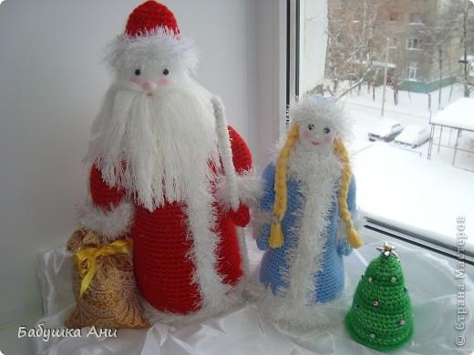 Дед Мороз для Нюрочки фото 3