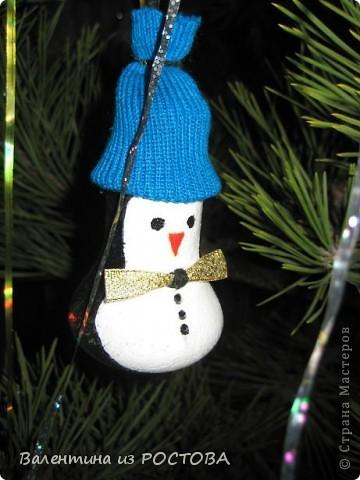 У снеговика появился дружок. фото 5