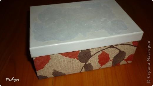 Коробка, которую не успели выбросить. :-) фото 1