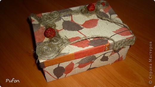 Коробка, которую не успели выбросить. :-) фото 9