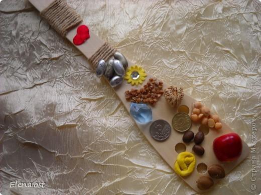 Спасибо Елене Базаровой http://stranamasterov.ru/user/9761 за приятный сюрприз!!! Тепло и добро излучает подарок. Теперь у меня дома маленькая частичка ХМАО Югра. Благодаря Стране Мастеров мы смогли обменяться с Леночкой подарками.  фото 2