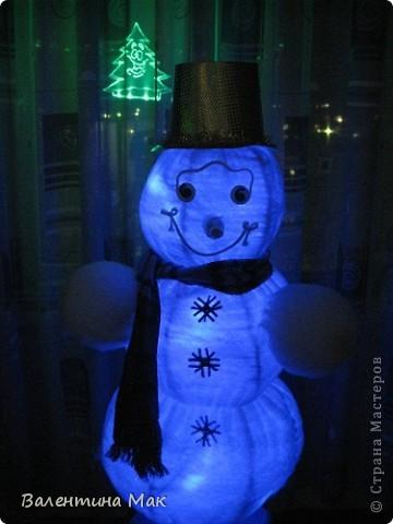 Вот такую небольшую выставку снеговиков устроили мы с ребятами у нас в клубе по месту жительства. фото 26