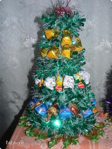сладкие Новогодние ёлочки пойдут в подарок моим племяннице и внучке фото 5