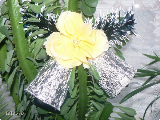 сладкие Новогодние ёлочки пойдут в подарок моим племяннице и внучке фото 8
