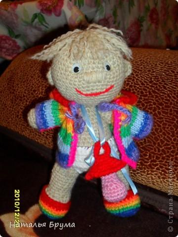 игрушка Пупс 2 фото 1