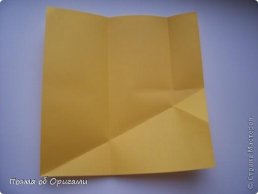 Деление квадрата на равные части - это всегда лишь подготовительный этап к складыванию. Однако без определенных навыков, как раз он и может оказаться достаточно сложным, особенно если количество частей, является простым числом:3, 5, 7, а так же 9. Об этом поподробнее. фото 18