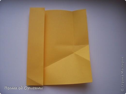 Деление квадрата на равные части - это всегда лишь подготовительный этап к складыванию. Однако без определенных навыков, как раз он и может оказаться достаточно сложным, особенно если количество частей, является простым числом:3, 5, 7, а так же 9. Об этом поподробнее. фото 19