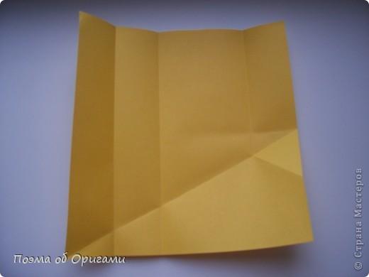 Деление квадрата на равные части - это всегда лишь подготовительный этап к складыванию. Однако без определенных навыков, как раз он и может оказаться достаточно сложным, особенно если количество частей, является простым числом:3, 5, 7, а так же 9. Об этом поподробнее. фото 20