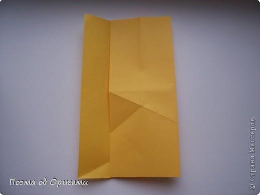 Деление квадрата на равные части - это всегда лишь подготовительный этап к складыванию. Однако без определенных навыков, как раз он и может оказаться достаточно сложным, особенно если количество частей, является простым числом:3, 5, 7, а так же 9. Об этом поподробнее. фото 21