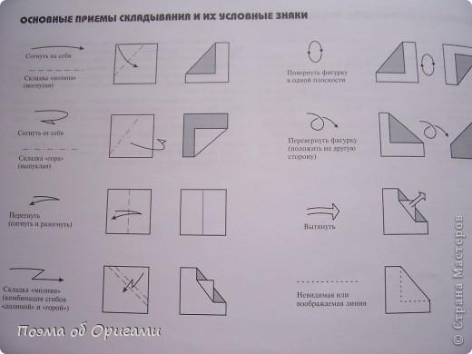 Мастер-класс Оригами Азбука