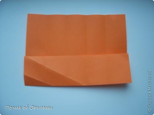 Деление квадрата на равные части - это всегда лишь подготовительный этап к складыванию. Однако без определенных навыков, как раз он и может оказаться достаточно сложным, особенно если количество частей, является простым числом:3, 5, 7, а так же 9. Об этом поподробнее. фото 26