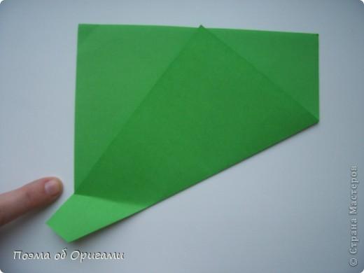 Деление квадрата на равные части - это всегда лишь подготовительный этап к складыванию. Однако без определенных навыков, как раз он и может оказаться достаточно сложным, особенно если количество частей, является простым числом:3, 5, 7, а так же 9. Об этом поподробнее. фото 5
