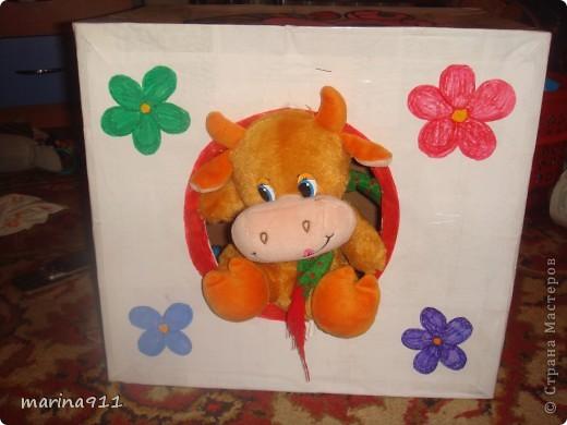 домик для игрушек,вид спереди фото 1