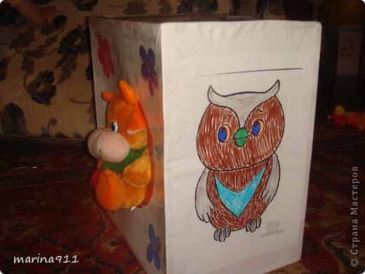 домик для игрушек,вид спереди фото 5