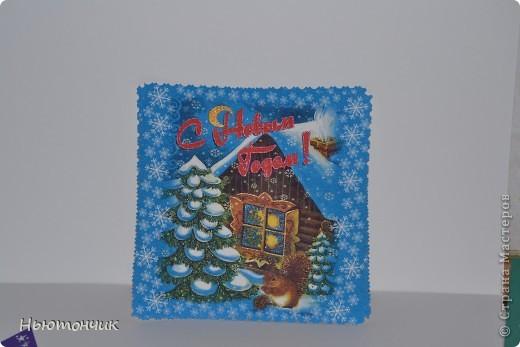 Вот такие открытки у меня получились :) фото 2