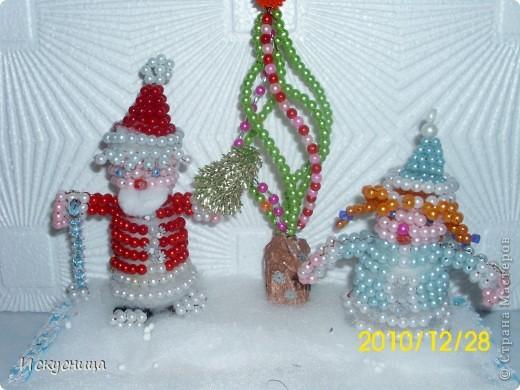 Дед мороз и Снегурочка фото 5