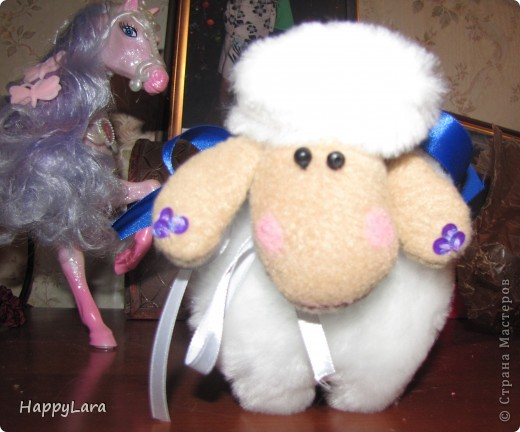 моя первая овечка Доля!=) фото 2