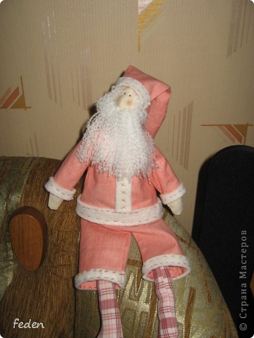 Мой первый Санта фото 1