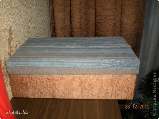 лжинсовая коробочка)))) фото 1