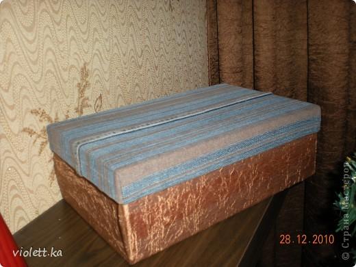 лжинсовая коробочка)))) фото 2