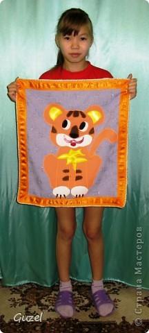 Игрушка-тигрушка фото 3