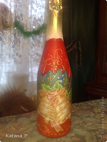Эксперементы с шампанским продолжаются))) фото 3