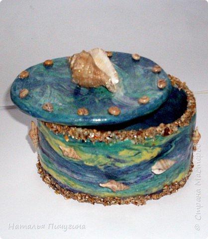 МК по изготовлению шкатулки можно посмотреть здесь: http://stranamasterov.ru/node/126357. фото 3