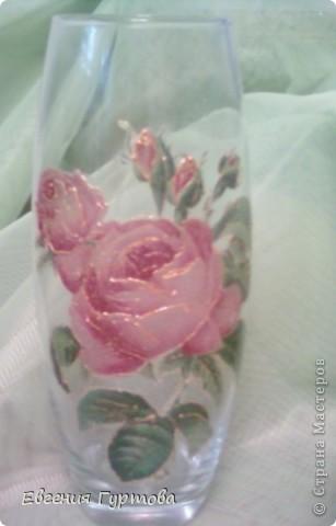 Прозрачные вазы фото 1