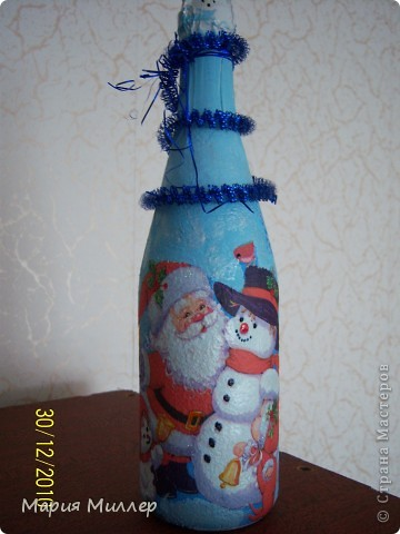Вот такие получились у меня бутылочки фото 4