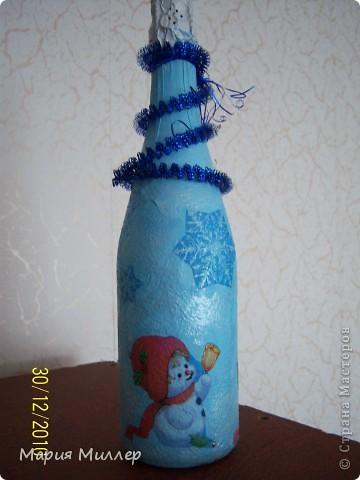 Вот такие получились у меня бутылочки фото 5