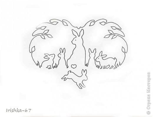 """""""Счастливое семейство""""+ схема фото 3"""