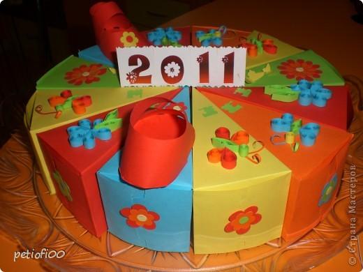 Торт сюрпризов фото 4