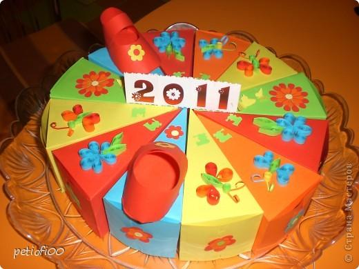 Торт сюрпризов фото 1