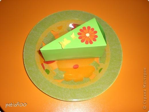 Торт сюрпризов фото 2