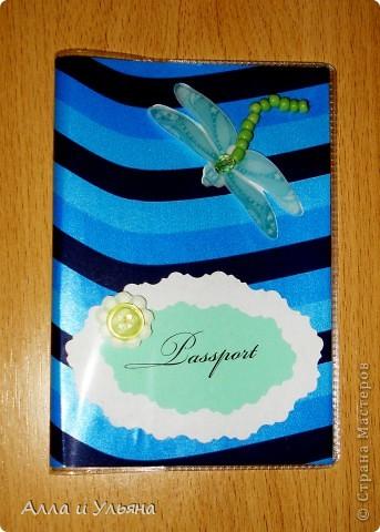 Обложки для паспорта ) фото 1