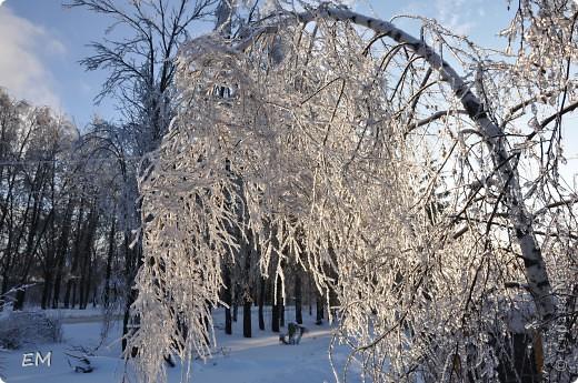 Предпоследний день уходящего года или красота природы. С Наступающим Вас - жители страны!!! фото 3