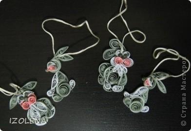 Идея Larisa Ana, спасибо за нее. Мои сувениры к празднику- игрушки на елку или в машину. Кому как понравится. фото 1
