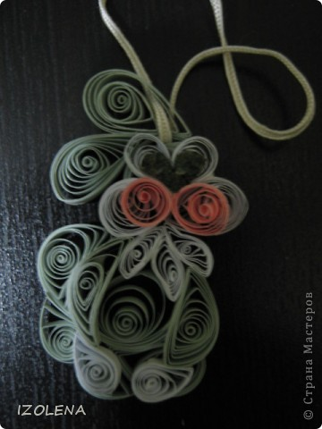 Идея Larisa Ana, спасибо за нее. Мои сувениры к празднику- игрушки на елку или в машину. Кому как понравится. фото 4