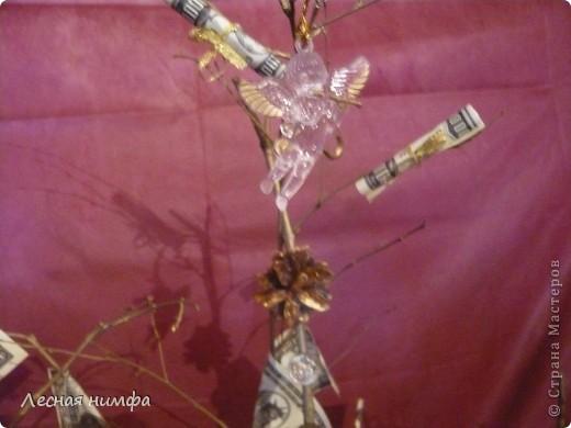 Вот токое денежное дерево я решила сделать для своего любимого человека... фото 9