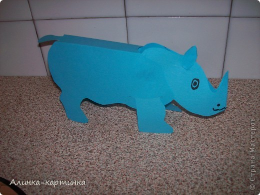 Носорог фото 1