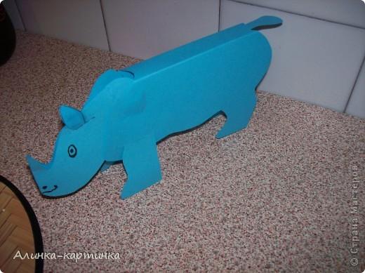 Носорог фото 2