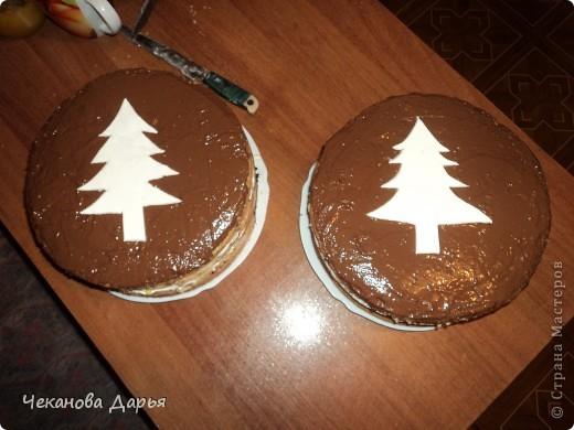 Здравствуйте это мой первый МК! Я расскажу как я делаю вкуссный тортик из бисквита, который так любит вся моя семья! И готовить его не трудно! фото 18
