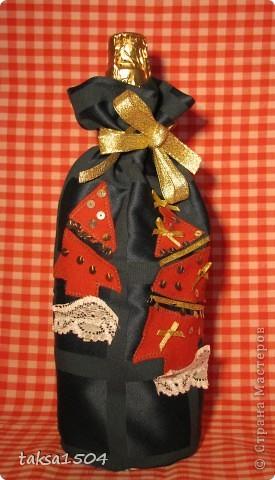 Вот такие праздничные мешочки я сшила в подарок своим близким и друзьям фото 6