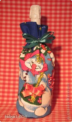 Вот такие праздничные мешочки я сшила в подарок своим близким и друзьям фото 7