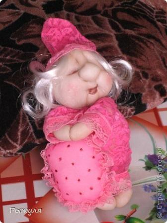 Но для меня это девочка- Сплюшка. фото 2