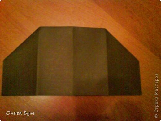 Киски-оригами. Они могут открывать рты, если нажать с двух сторон. Делаем из квадрата, полученного из листа формата А4 (стандартный лист) фото 16