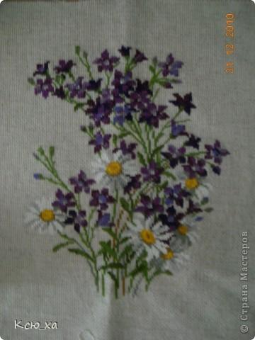 Полевые цветочки))
