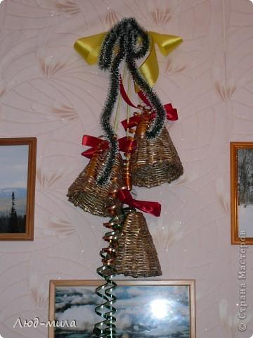 Увидела такие колокольчики у Веры С. Очень понравились, решила сделать такие же.  фото 1